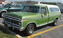 ford f series sixth generation wikipedia 1976 Ford F-250 Highboy north american production edit