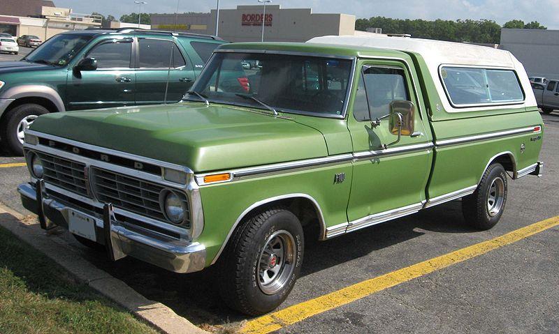Ford Ranger Bed Size