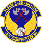 802 Comptroller Sq emblem.png