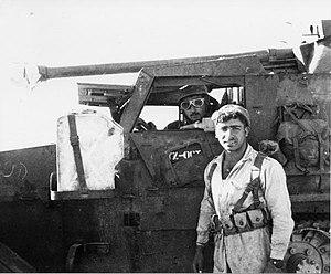 Al-Dawayima massacre - Members of the 89th Battalion during Operation Yoav, October 1948