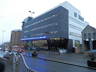 Alliance Trust - Alliance Trust offices at 8 West Marketgait, Dundee