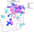 91 Communes Essonne Politique 2008.png