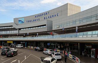 Toulouse–Blagnac Airport - Terminal building
