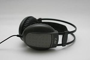 AKG Acoustics - AKG Stereo headphones K-66