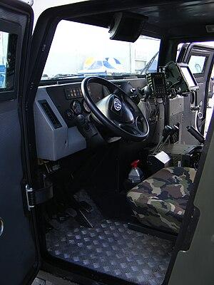 Infantry mobility vehicle - Image: AMZ Tur 03