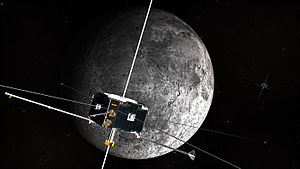 THEMIS - ARTEMIS probes in lunar orbit