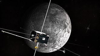 THEMIS - ARTEMIS probes in lunar orbit