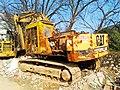 A Caterpillar Excavator 20150115 02.jpg