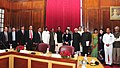 A Parliamentary Delegation from Socialistic Republic of Vietnam led by the Secretary of the Party Central Committee and Vice Chairman of the National Assembly of Vietnam.jpg