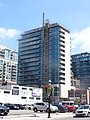 A condo being completed in the facade of the old National Hotel, 2015 07 19 (2).JPG - panoramio.jpg