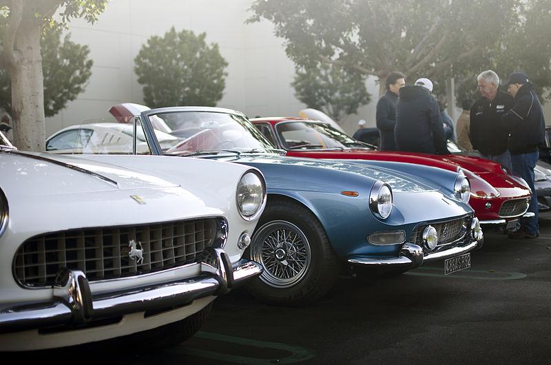 File:A few Rare Ferraris (8460906742).jpg