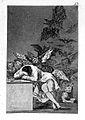 A man asleep dreaming of monsters. Wellcome L0019383.jpg
