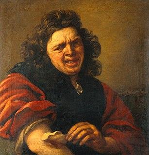 Lucas Franchoys the Younger Flemish painter (1616-1681)