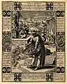 A man threshing evil from his basket; a penitent bathing in Wellcome V0007635.jpg
