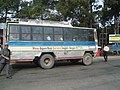 A public transport bus at Dharamshala.JPG