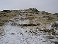 A snowy knoll on the route to Great Rigg - geograph.org.uk - 760337.jpg