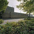 Aanzicht vanuit de Sloterbeekstraat, seinhuis bij N.S.-emplacement - Venlo - 20344608 - RCE.jpg