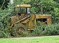 Abandoned farm machinery - geograph.org.uk - 922358.jpg