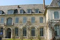 Abbaye Valloires réfectoire des moines.JPG
