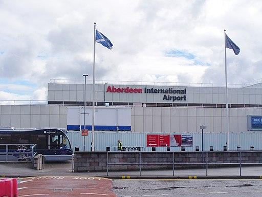 Aberdeen International Airport (geograph 3968477)