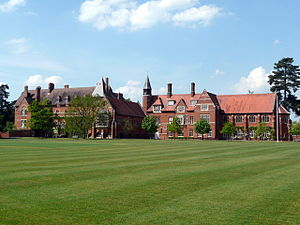 Radiohead - Abingdon School, where the band formed
