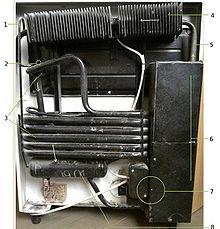 Из чего сделан теплообменник холодильника Кожухотрубный конденсатор Alfa Laval McDEW 900 T Хасавюрт