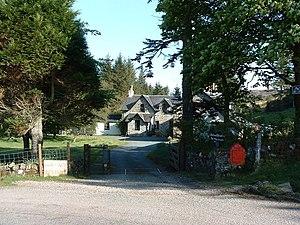 Achnadrish guest house.