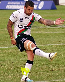 Adam Reynolds Australian rugby league player