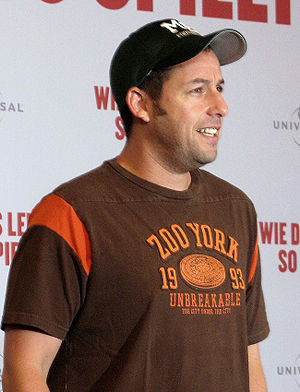 Adam Sandler - Sandler in Berlin 2009