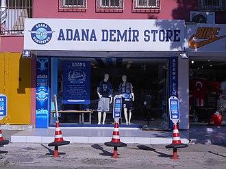 Adana Demirspor - Club Store in Reşatbey