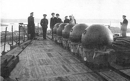 Морска мина - Wikiwand