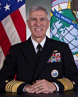 Admiral Samuel J. Locklear III 2012