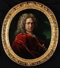 Portret van Adriaen Brouwer (1682-?)