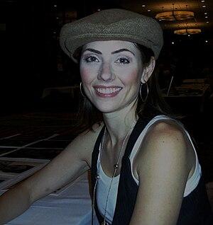 Adrienne Wilkinson - Wilkinson in 2009