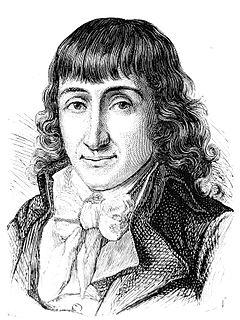 Louis Marie de La Révellière-Lépeaux French politician (1753-1824)