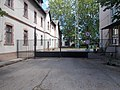 Ady Endre Straße c. 39-41, Tor, 2021 Hódmezővásárhely.jpg