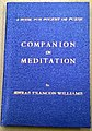 Aeneas Francon Williams - Companion in Meditation, published 1950.jpg