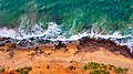 Aerial view of Rushikonda beach.jpg