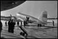 Aeron DC-3 OH-LCD Malmin lentoasemalla 1948.png