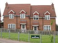 Affordable houses, Damson Way, Suckley 2008 - geograph.org.uk - 813419.jpg