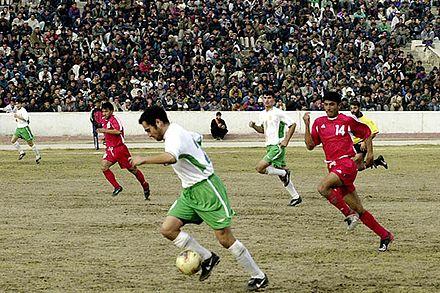 Resultado de imagen de afghan national team 2003