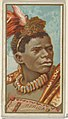 Africa, from the Types of All Nations series (N24) for Allen & Ginter Cigarettes MET DP836452.jpg