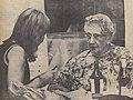 Agatha Christie. 1967 Ljubljana 4.jpg