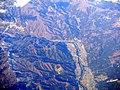 Agatsuma Gorge Aerial photograph.jpg