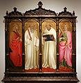 Agnolo gaddi, quattro santi, 1380-90 ca. 01.jpg