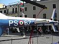 Agusta-Bell AB-206B JetRanger III, tail boom (PS-67) Polizia di Stato, Italy.jpg