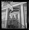 Air raid wardens and Red Cross worker on duty outside a hotel 8d23514v.jpg