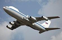 Ilyushin Il-86 - Wikipedia