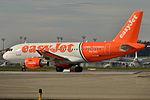 "Airbus A319-100 easyJet (EZY) ""Linate - Fiumicino per tutti"" G-EZIW - MSN 2578 (10277210945).jpg"