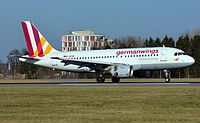 D-AKNM - A319 - Eurowings